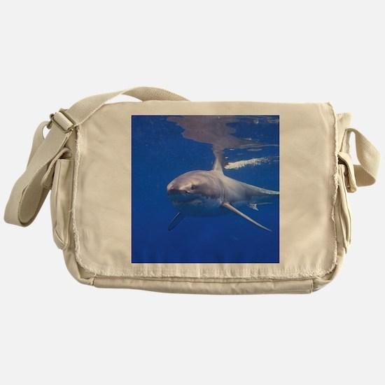 GREAT WHITE SHARK 4 Messenger Bag