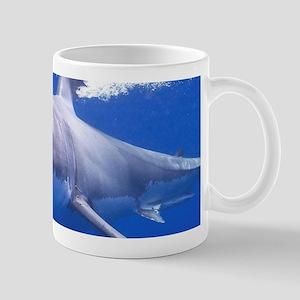 GREAT WHITE SHARK 4 11 oz Ceramic Mug