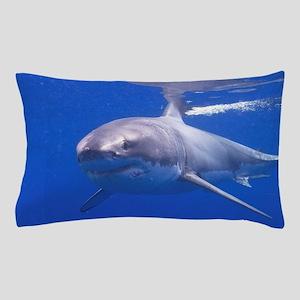 GREAT WHITE SHARK 4 Pillow Case