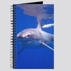 GREAT WHITE SHARK 4 Journal
