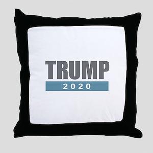 Trump 2020 Throw Pillow