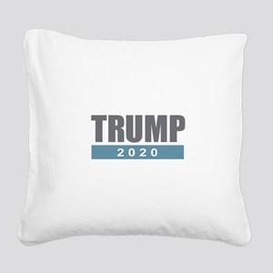 Trump 2020 Square Canvas Pillow