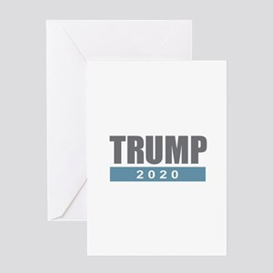 Trump 2020 Greeting Cards