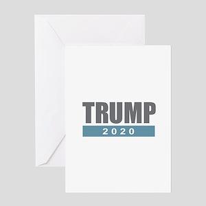 Trump 2020 Greeting Cards