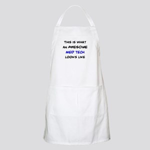 awesome med tech Apron