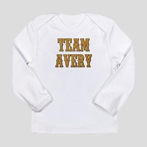 TEAM AVERY Long Sleeve T-Shirt
