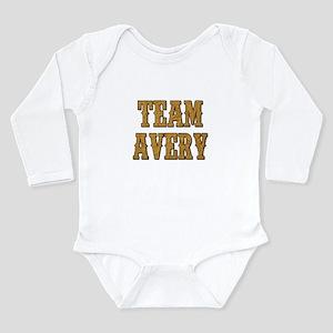 TEAM AVERY Body Suit