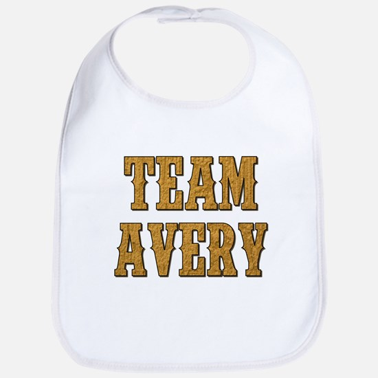 TEAM AVERY Bib