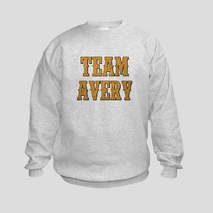 TEAM AVERY Sweatshirt