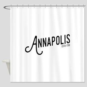 Annapolis Maryland Shower Curtain
