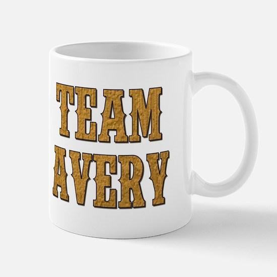 TEAM AVERY Mugs