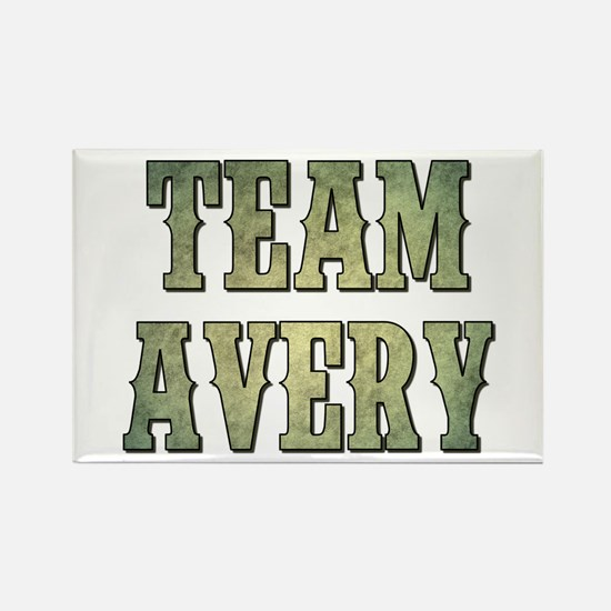 TEAM AVERY Magnets