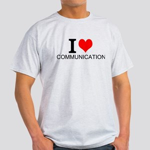 I Love Communications T-Shirt