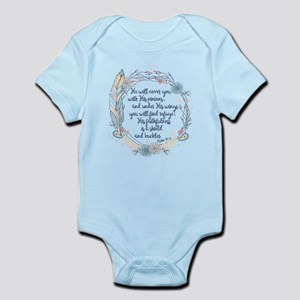 Under His Wings Body Suit