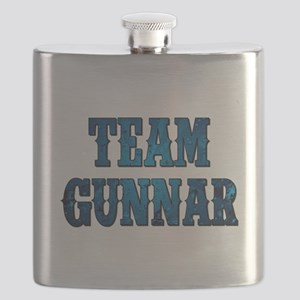 TEAM GUNNAR Flask