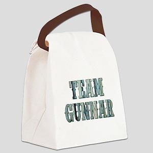 TEAM GUNNAR Canvas Lunch Bag