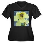 Evening Primrose Plus Size T-Shirt