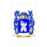 Martinussen Sticker (Rectangle)