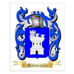 Martinsson Small Poster