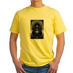 Tsathoggua Yellow T-Shirt
