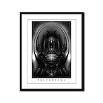 Tsathoggua Framed Panel Print