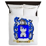 Martinovich Queen Duvet
