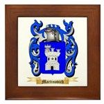 Martinovich Framed Tile