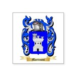 Martinoni Square Sticker 3