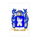 Martinon Sticker (Rectangle)