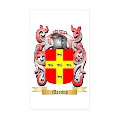 Martino Sticker (Rectangle 10 pk)