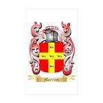 Martinez Sticker (Rectangle 10 pk)