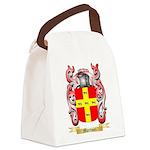 Martinez Canvas Lunch Bag