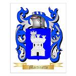 Martinetto Small Poster