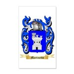 Martinetto 35x21 Wall Decal