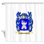 Martinetto Shower Curtain