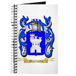 Martinetto Journal