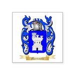 Martinetti Square Sticker 3