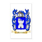Martinetti 35x21 Wall Decal