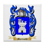 Martinetti Tile Coaster