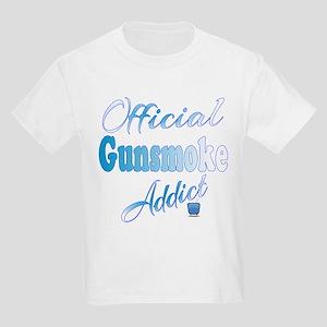 Official Gunsmoke Addict T-Shirt
