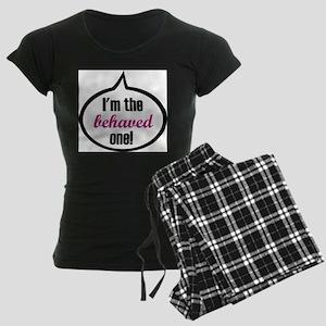 behaved Pajamas