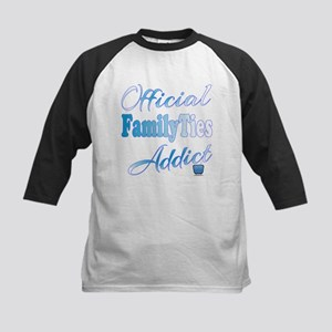 Official Family Ties Addict Baseball Jersey