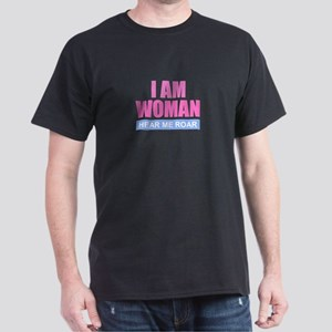 I Am Woman - Hear Me Roar T-Shirt