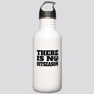 There Is No Offseason Wrestling Water Bottle