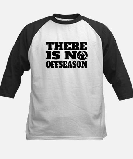 There Is No Offseason Wrestling Baseball Jersey