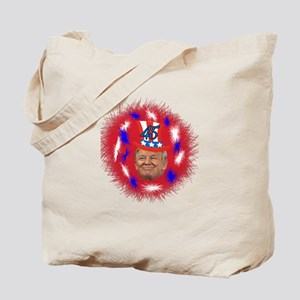 President Donald J. Trump Tote Bag