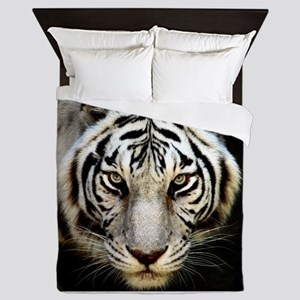 The Stare Queen Duvet