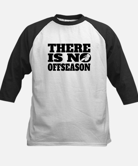 There Is No Offseason Cycling Baseball Jersey