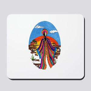 African Sunshine Mousepad