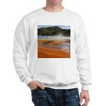 Grand Prismatic Spring Yellowstone Sweatshirt